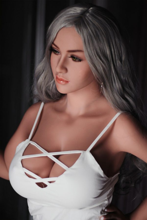 TPE Sex Doll With Tan Skin